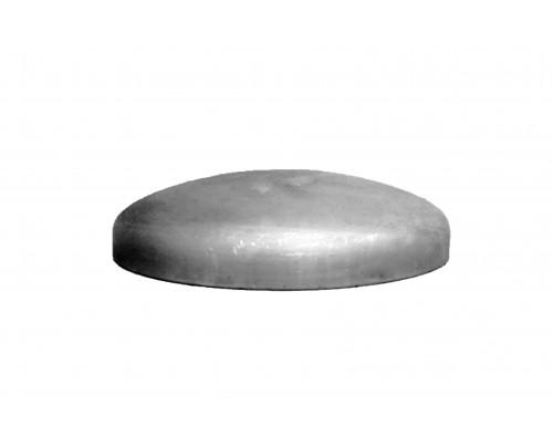 Rohrkappe ähn. Klöpperform DIN 28011