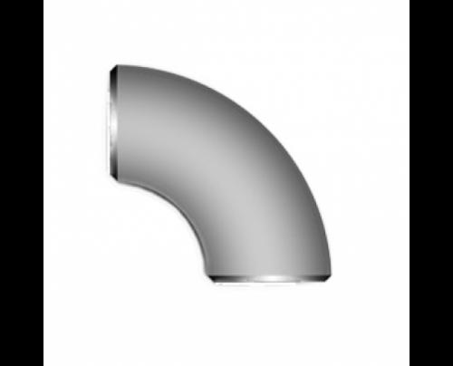 Schweißbogen 90° EN 10253-4 (DIN 2605-1 Bauart 3)