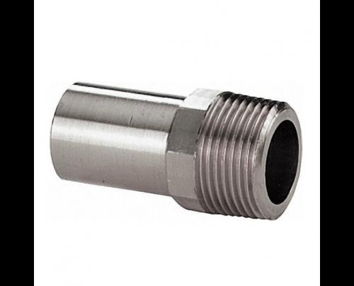 Pressfitting M-Contour male straight connector
