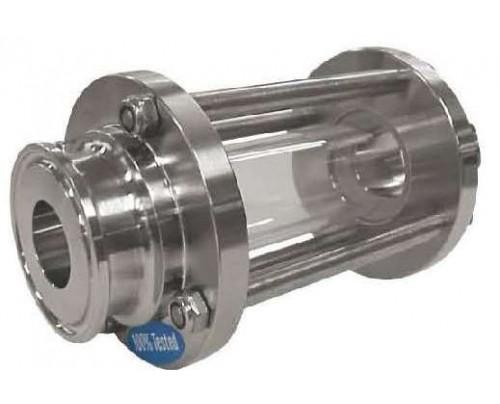 Schauglas für TriClamp PN 10