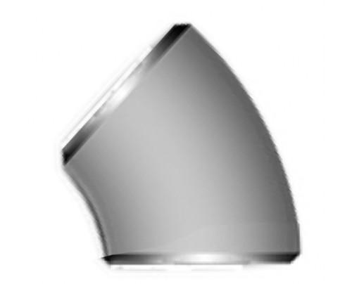 Codo soldable 45° EN 10253-4 BA 3