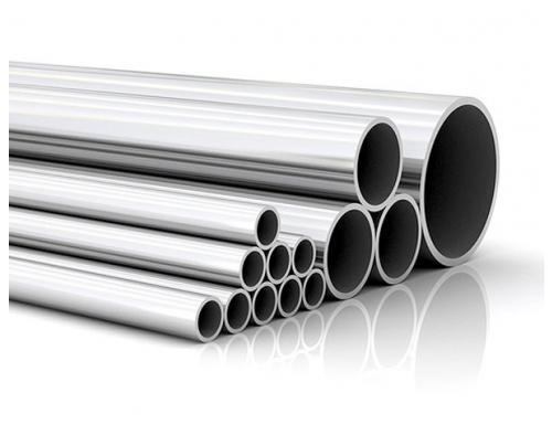 tubo de acero inoxidable soldados 6 metros DIN EN 10217-7
