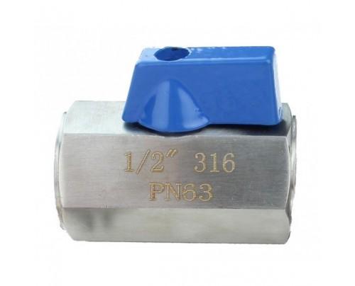 válvula esférica mini I/I