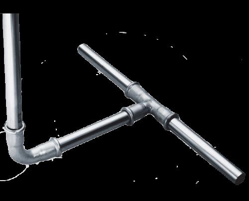 accesorios de compresión tubo 6 metros